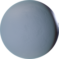 Icy Planet