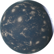 Terraformable Water World